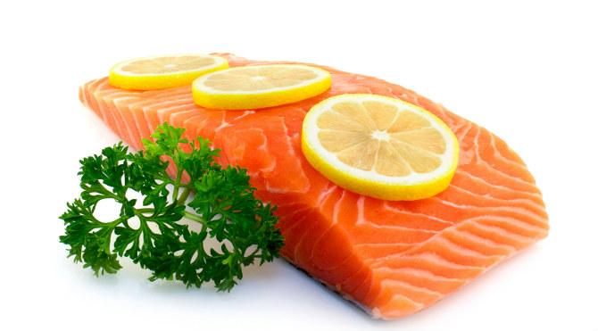 Ketogén diéta lazac