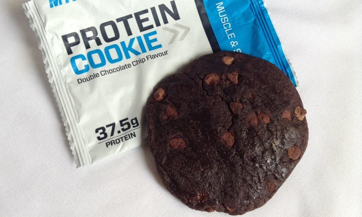 Gyors reggeli receptek - Protein Cookie