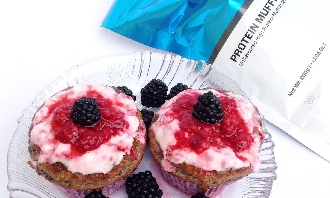 Gyors reggeli receptek - protein muffin
