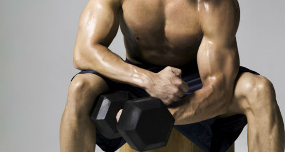 Bicepsz edzés - Koncentrált Bicepszhajlítás