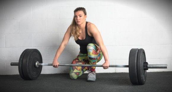 Női edzés - workout
