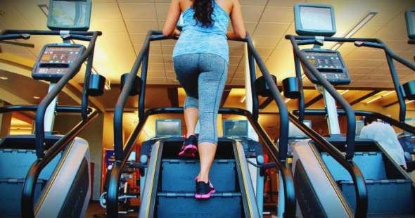 Női lépcsőzőgép
