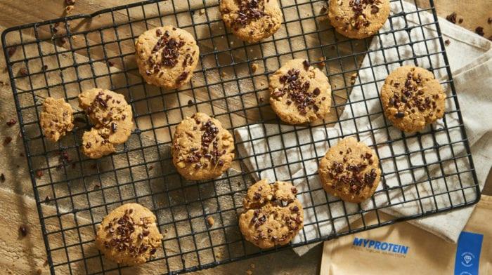5 összetevős liszt nélküli mogyoróvajas cookie
