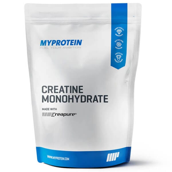 Creapure legjobb kreatine monohidrát Myprotein