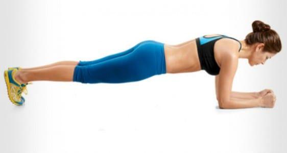 Plank - hídtartás
