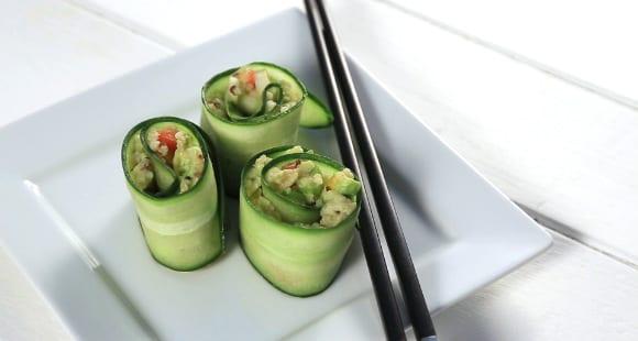 Uborka Sushi