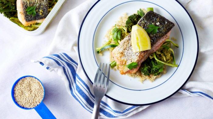 Gyors, 3 napra előre elkészíthető fűszeres lazac recept –  hogy életre keljen az ebéded