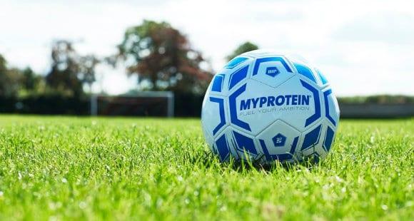 FOOTBALL Myprotein