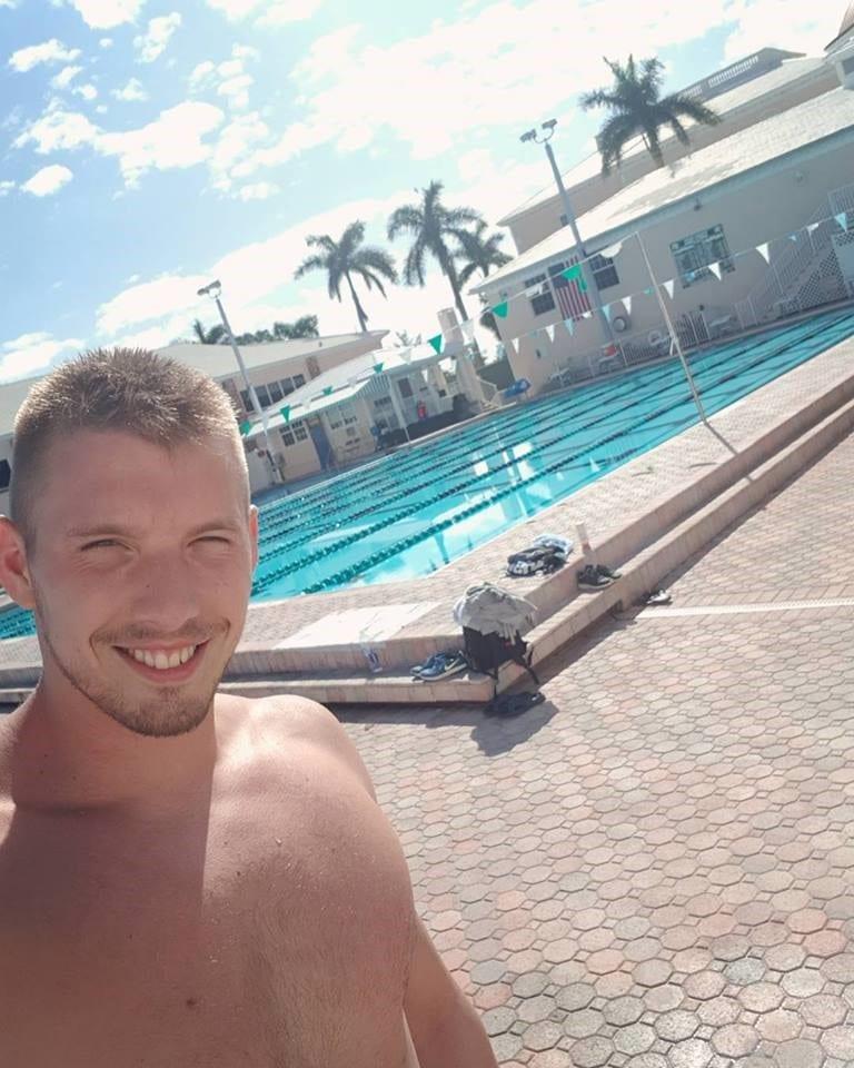 Kozma Dominik Floridában, az edzőtáborából adott választ az interjú kérdésekre