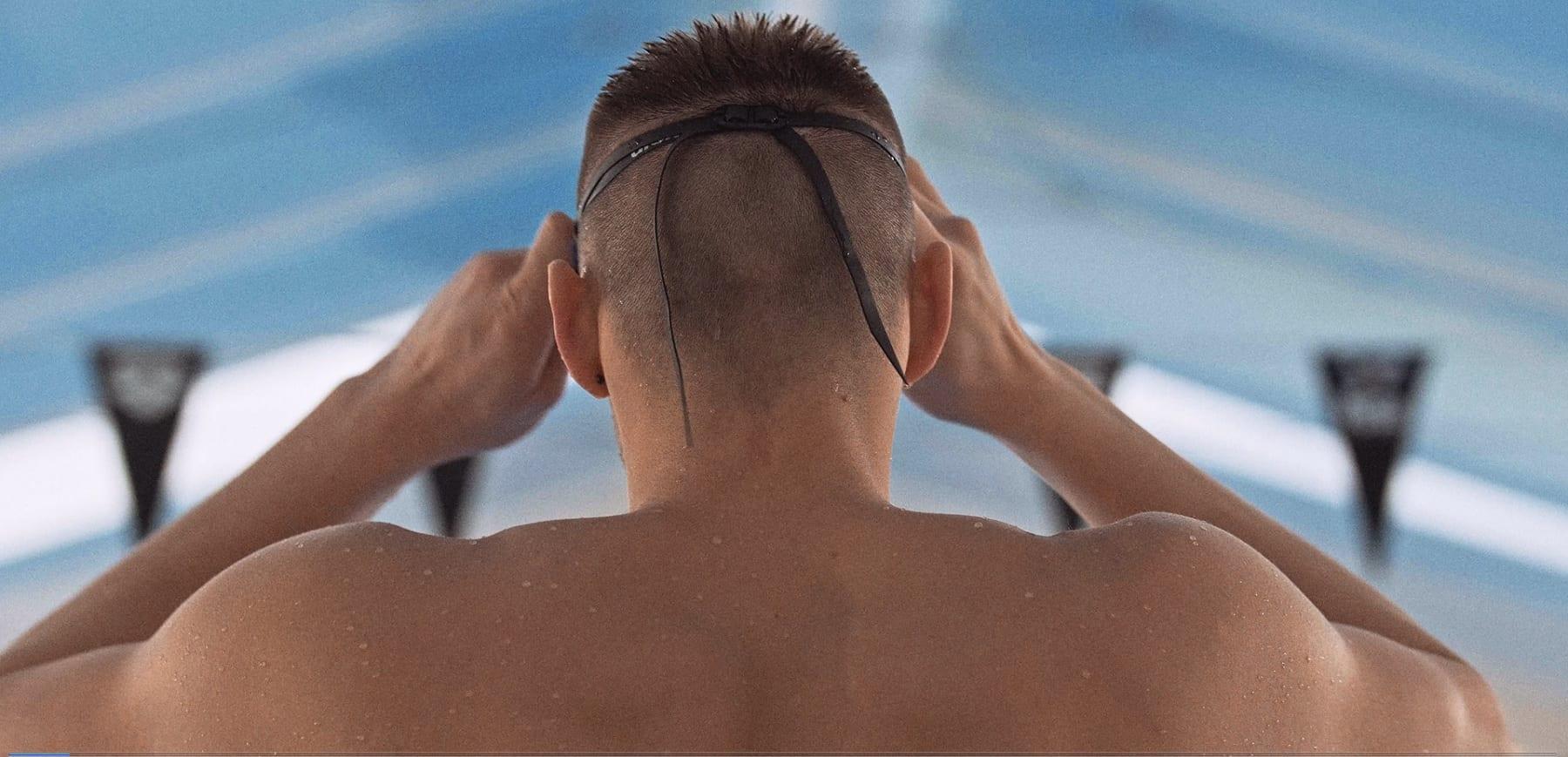 Kozma Dominik úszás