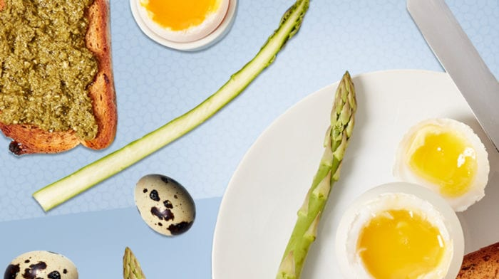 Turbózd fel az angol reggelidet | Izomfejlesztő tojások és katonák
