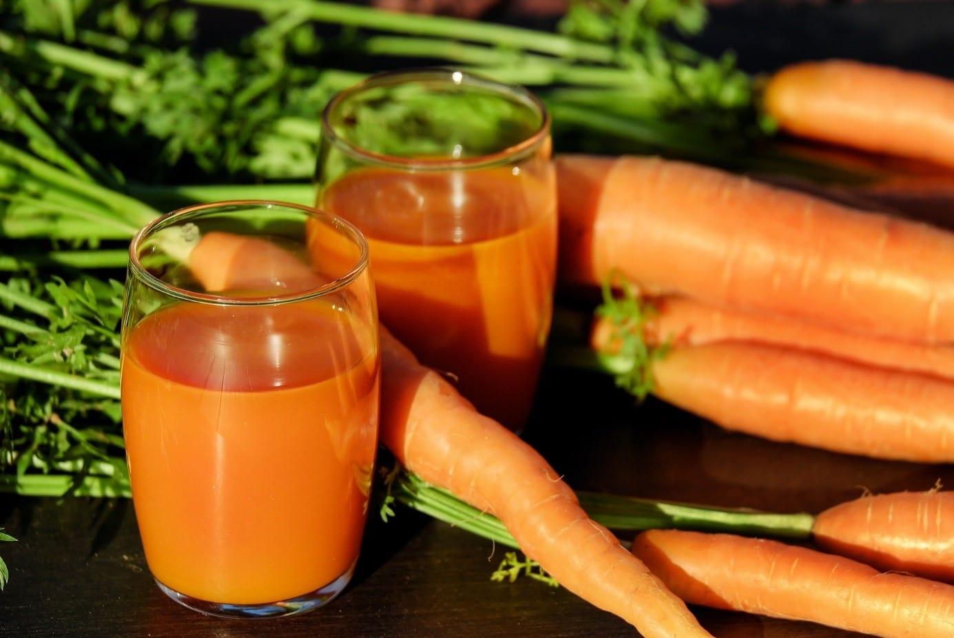 Béta karotin szem vitamin répa