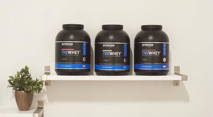 fehérjepor - thewhey protein