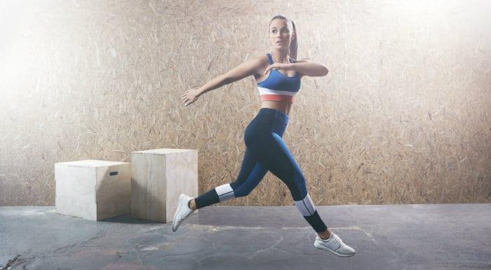 Ignite kollekció leggings sportmelltartó