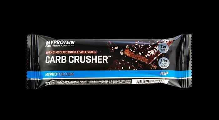 Carb Crusher étcsokoládé tengeri só