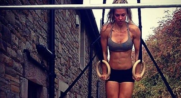 Crossfit edzés