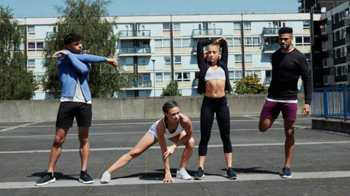 Egy kiváló parki edzés, melyet egy padnál is végezhetsz | Otthoni edzés