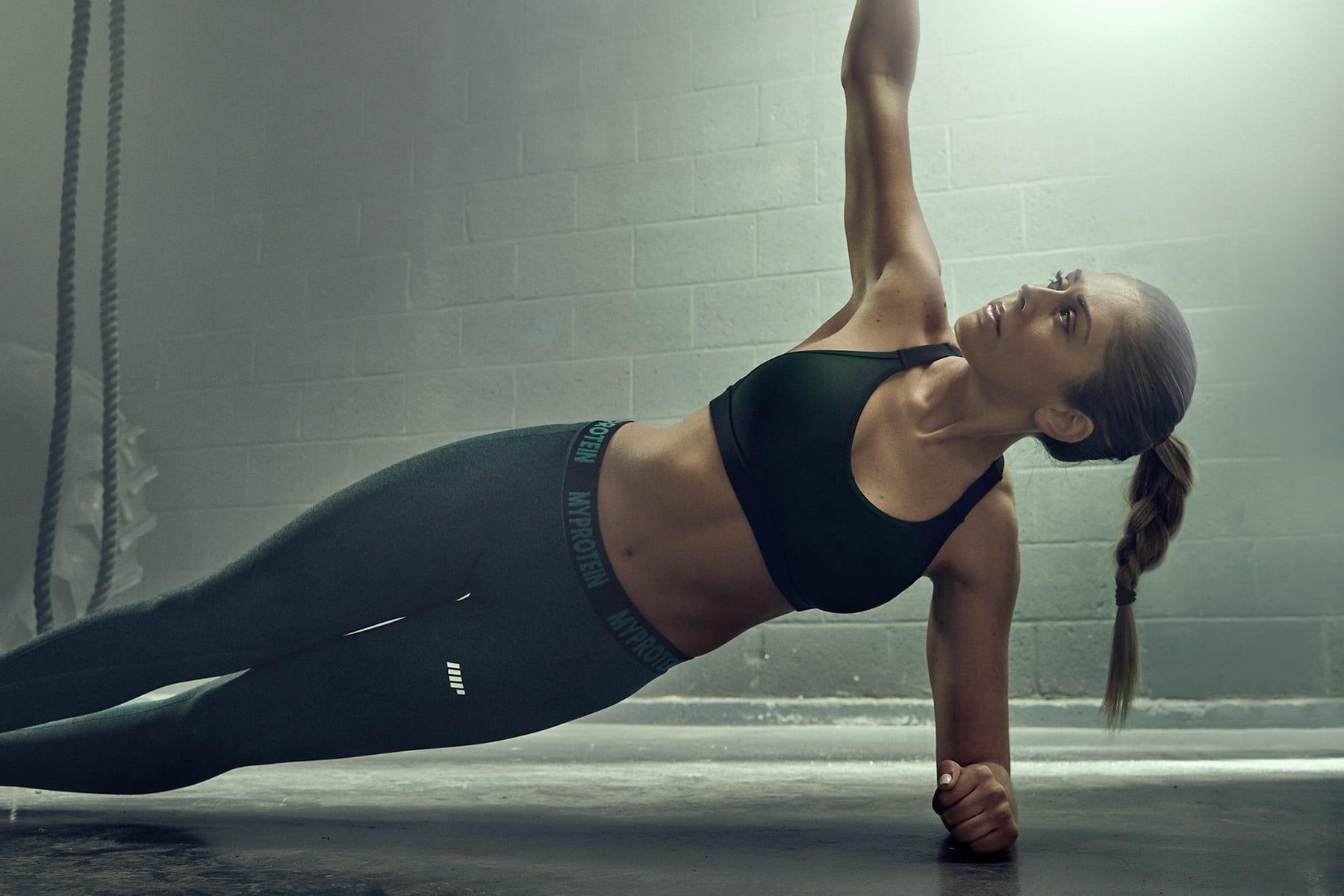 Plank edzés és edzésterv