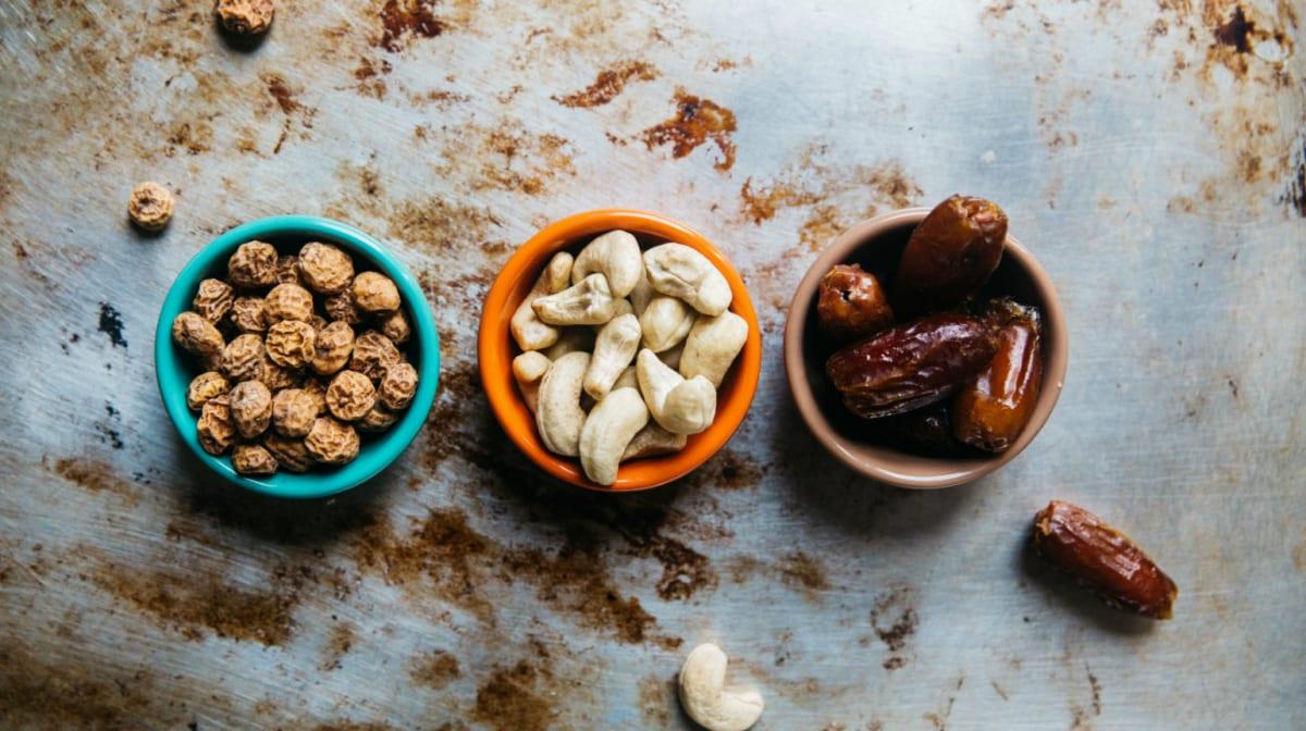 10 edzés utáni snack, amit magaddal vihetsz és segít táplálni az izmaidat