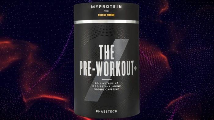 THE Pre-Workout+ — Bemutatjuk a sporttáplálkozás új generációját