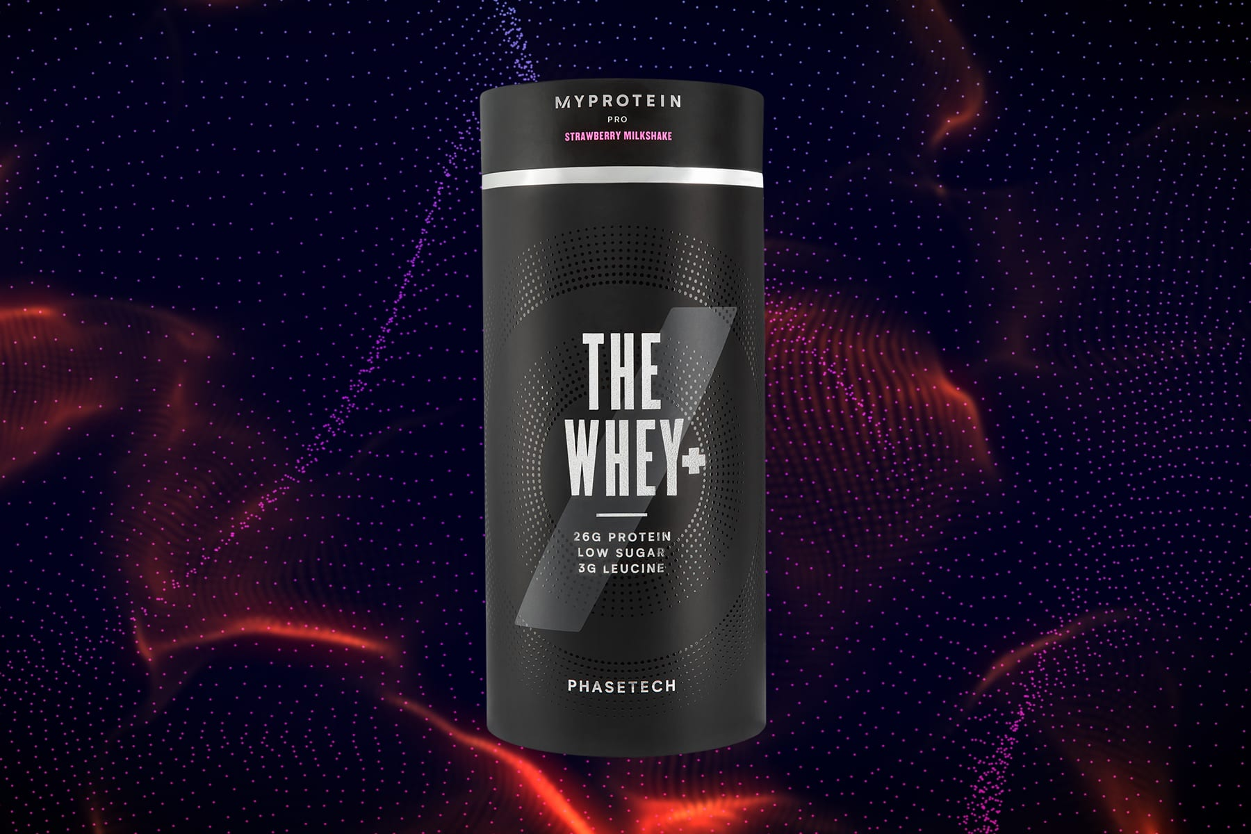 TheWhey+ prémium fehérje PhaseTech