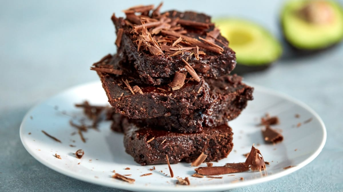 Protein brownie recept