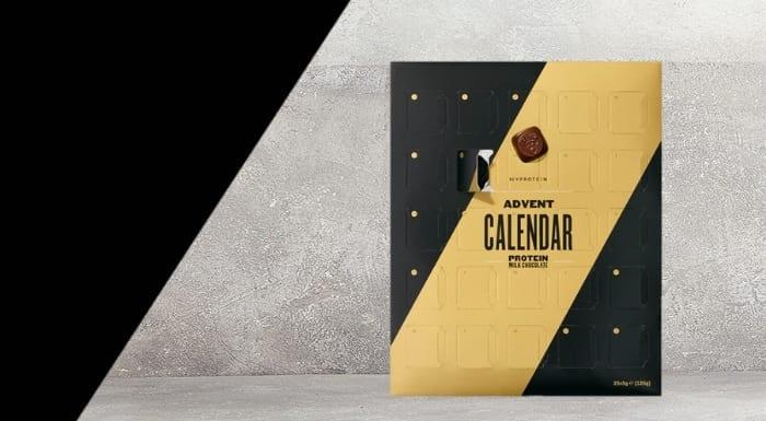 Myprotein Adventi Naptár kalendárium