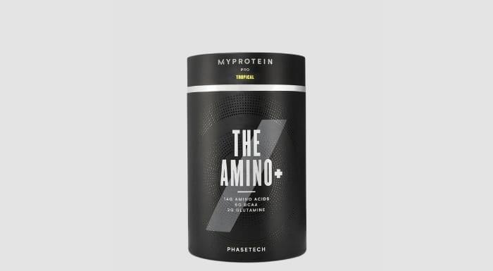 THE Amino + edzés közbeni intra workout kiegészítő