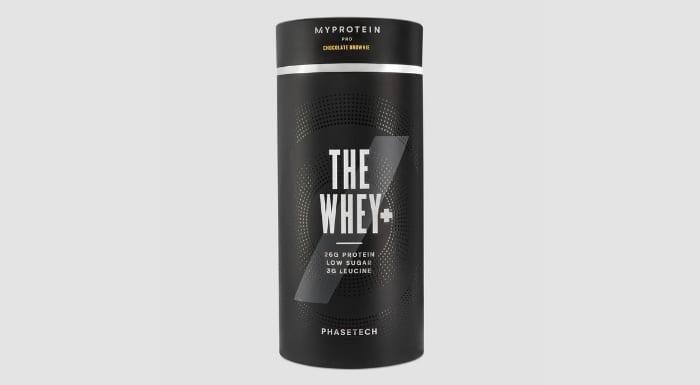 THE Whey+ edzés utáni fehérje