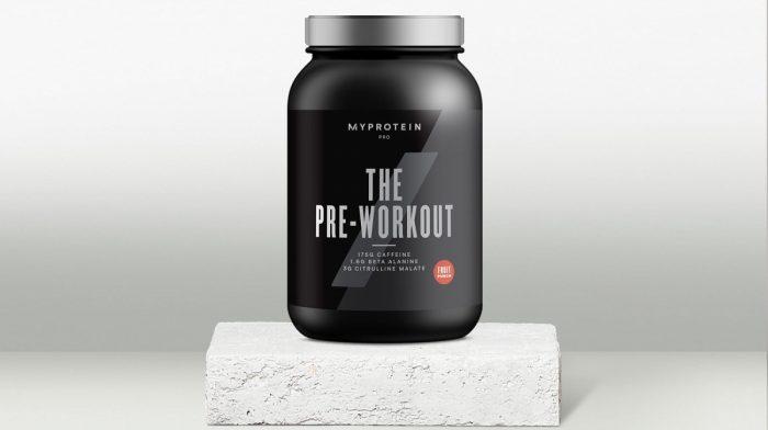 THE Pre-Workout edzés előtti | Állj készen minden edzésre!
