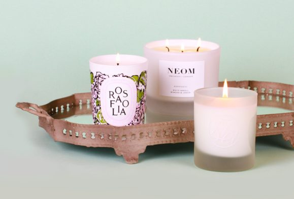 Uplifting Candles To Get You Through Winter