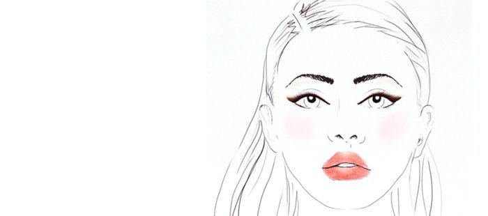 Sneak Peek: 5 Minute Work Make-Up Created With January's Box