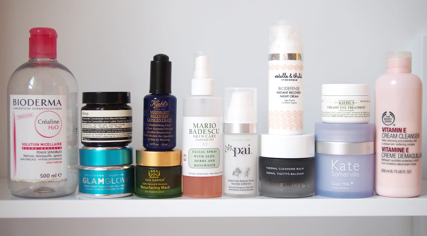 Beauty Shelfie: Estée Lalonde, Blogger