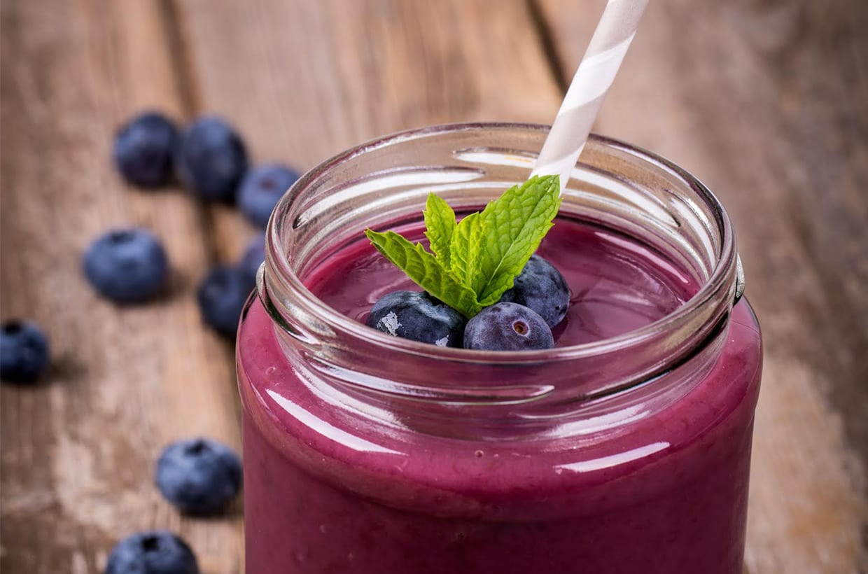 Simple Smoothie Recipes: Berry Good For You