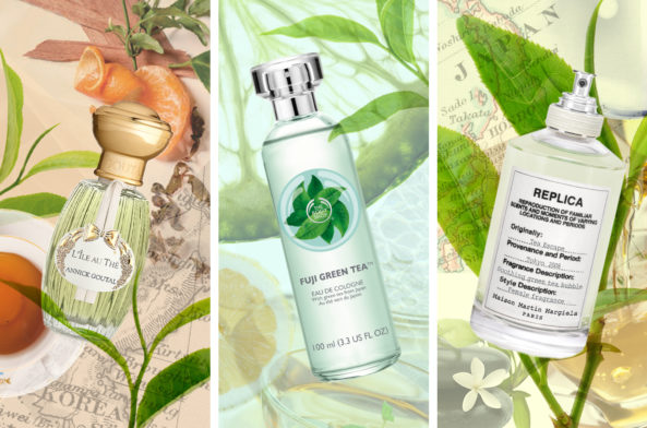 Why You'll Want To Smell Like Tea This Season