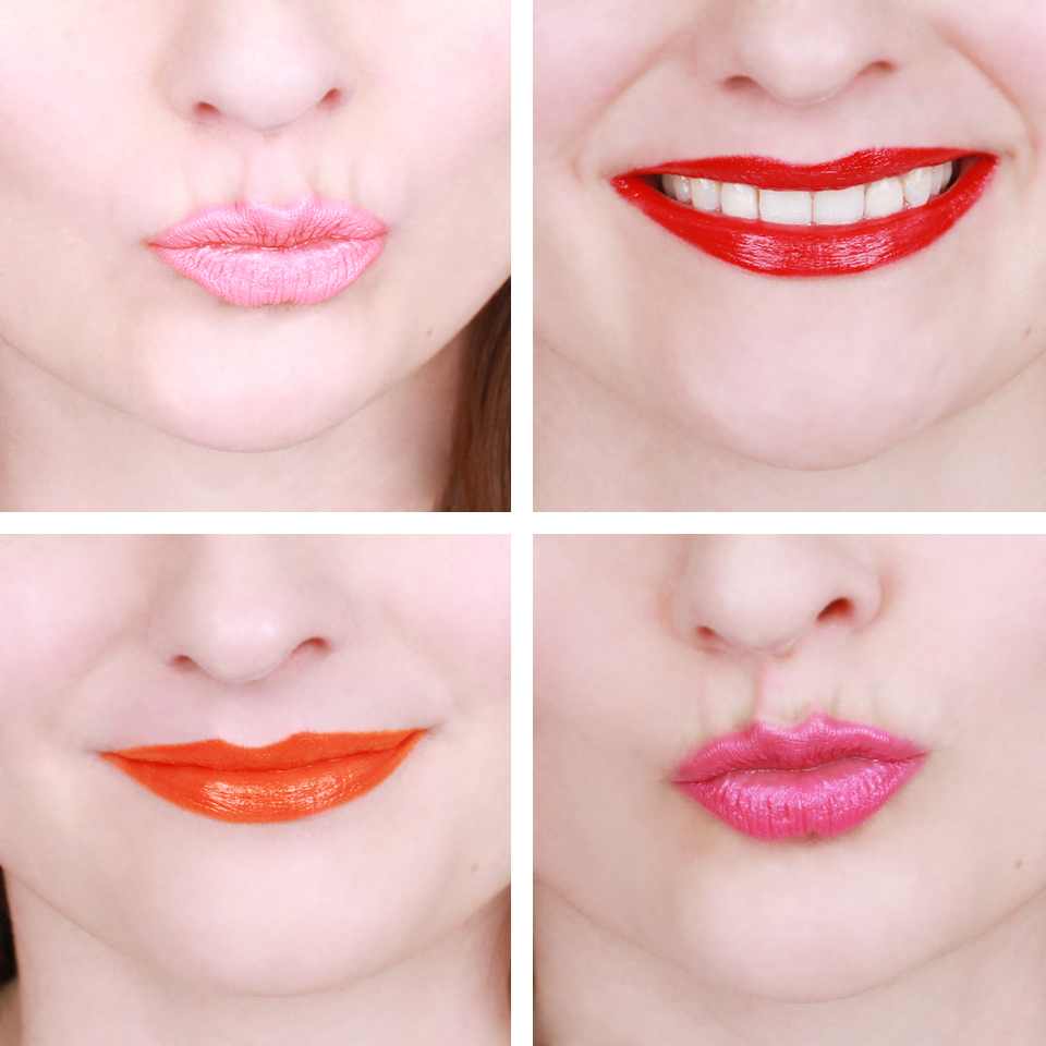 We've Sorted Your Spring Lip Colour