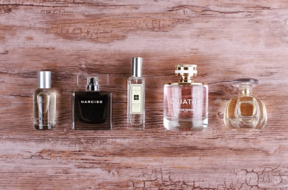 Woody Scents For Spring