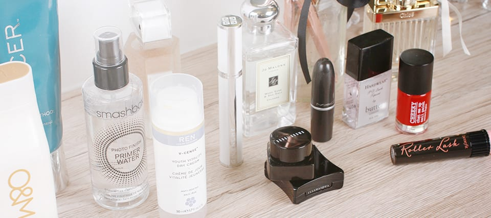 Beauty Shelfie: Alice Jones, Glossybox's Beauty Editor
