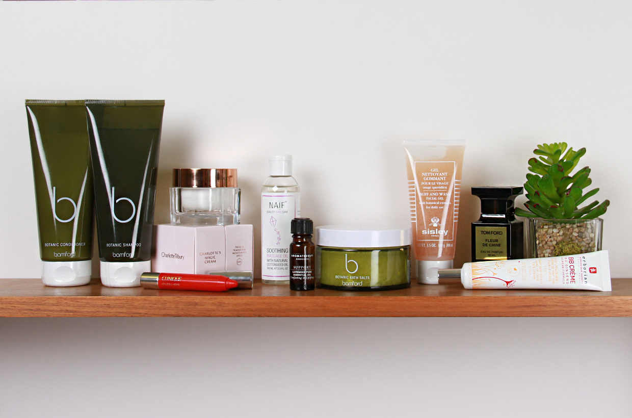 Beauty Shelfie: Leonora Bamford, Founder of My Baba