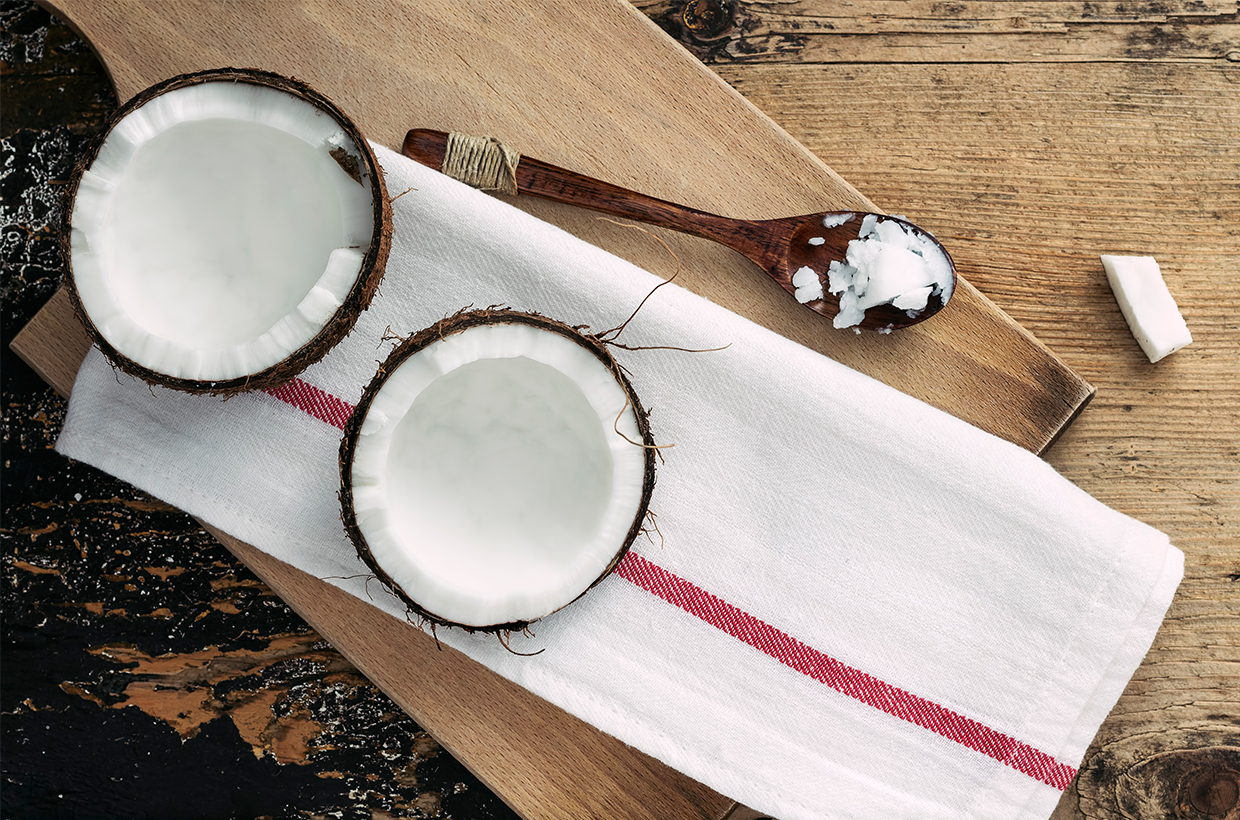 Move Over Coconut: Meet The New Oils With Health Benefits
