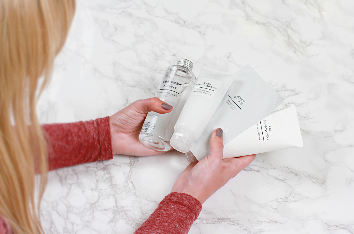 We Put MUJI's Skincare Range To The Test
