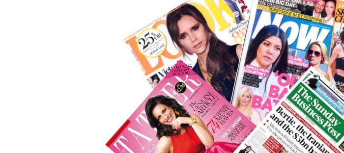 What The Magazines Are Saying About July's GLOSSYBOX...