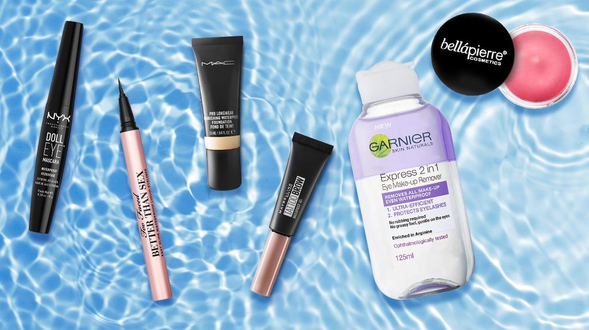 The Best Waterproof Makeup For Summer