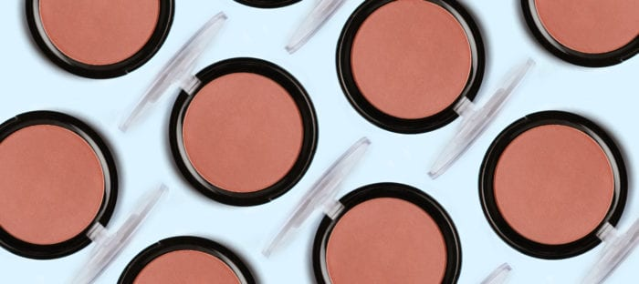 Blunzer: Bronzer And Blush Combined