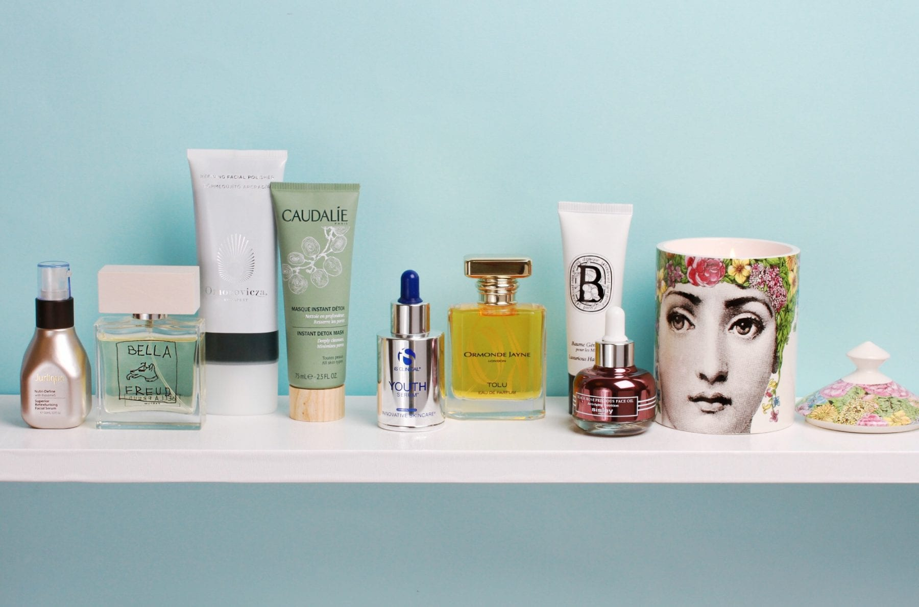 Beauty Shelfie: Emma Day, Blogger and Makeup Artist