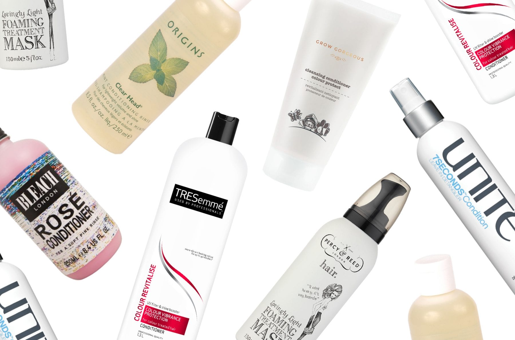 The 10 Best Conditioners For Every Hair Concern