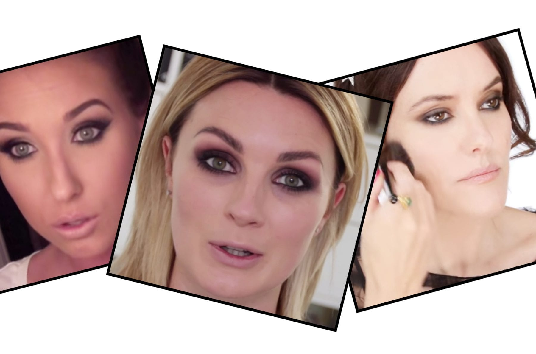 Three Smokey Eye Tutorials