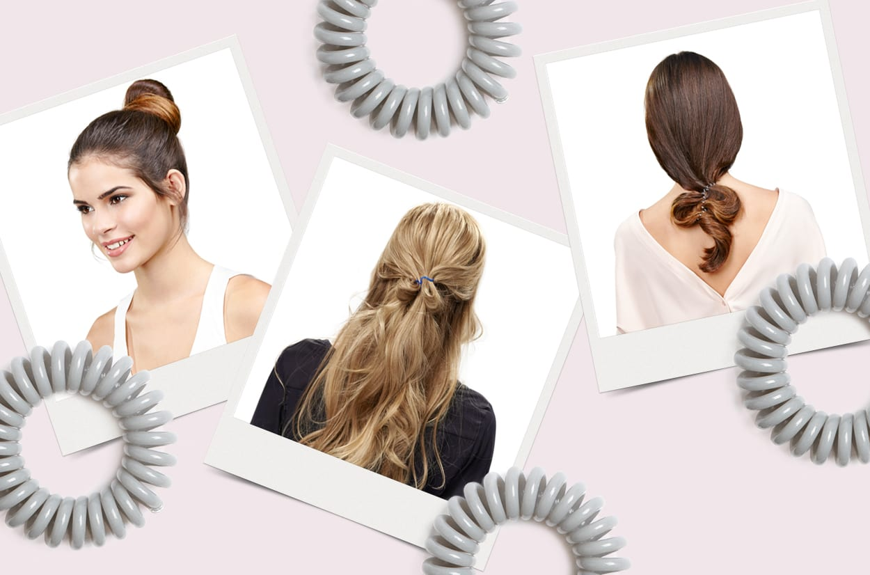 Hair How To: Three Styles Using Your Invisibobble