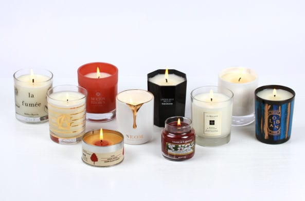 Scented Candles To Take You Into Autumn...