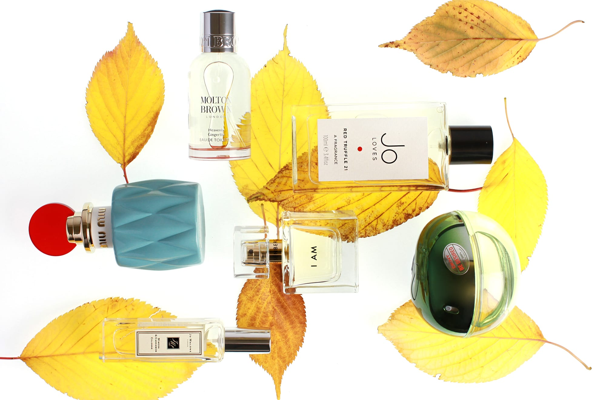 Six New Perfumes We're Totally Falling For